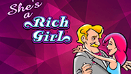 Игровой автомат She's A Rich Girl